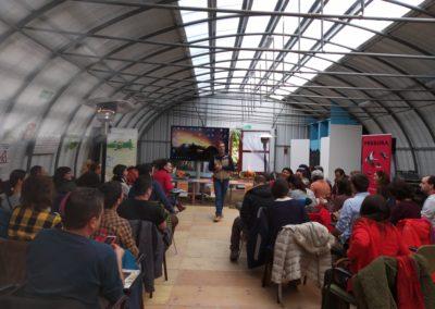 Encuentro con emprendedor@s de la Sierra de la Demanda (El Hueco Verde))
