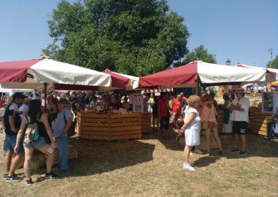 Promoción de emprendimientos agroalimentarios locales. Villoruebo (Autöctono de Burgos)
