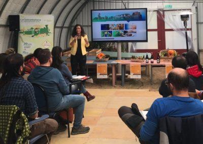Presentación Dettur, Pueblos y Turismo. Pinares. (El Hueco Verde)
