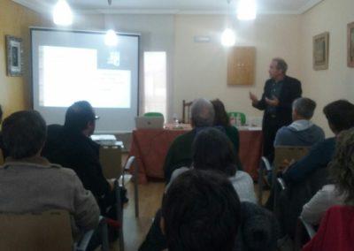 Jornada emprendimiento Mancomunidad EntreCaminos. (F. Oxígeno)