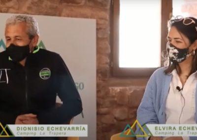 ELvira y Dionsio - Campig la Trapera