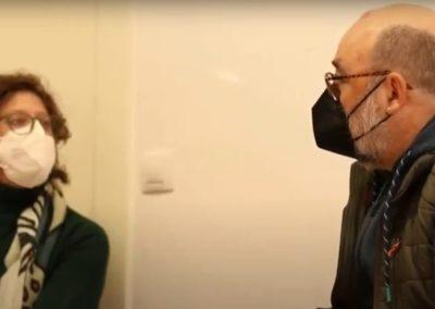Ana Adrian y Nacho Cifrian, Comosapiens